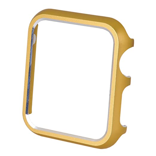 15 opinioni per Apple Watch Custodia Serise 1/Serise 2, PUGO Apple Watch Protettivo Case Cover