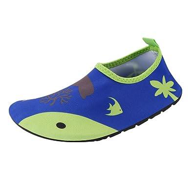 Unisex Barefoot Aqua Socks Shoes for Swim Garden Beach Walking Driving Padcod Kids Adults Swim Water Shoes Girls Boys Men Women Quick Dry Sports Shoes Park Yoga Lake Snorkeling Boating