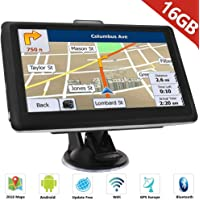 '7pulgadas GPS Navegación dispositivo, sistema de navegación