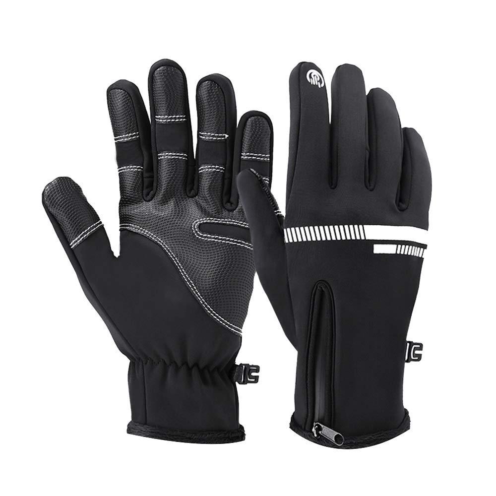 Lyq&ydst Touch Screen Handschuhe Mountaineering & Ski & Fitness Sporthandschuhe, Stoßdämpfung Warme Winterhandschuhe (Männer Und Frauen)