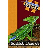 Fantastic Facts About Basilisk Lizards: Illustrated Fun Learning For Kids