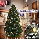 BenefitUSA 6.5 /7 /7.5ft Artificial Christmas Tree - Best Reviews Guide