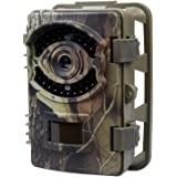 "Trail Cameras, 16MP 1080P Wildlife Scouting Game Camera 0.7 s Trigger Speed, 2.4"" LCD Screen & 42pcs IR LEDs"