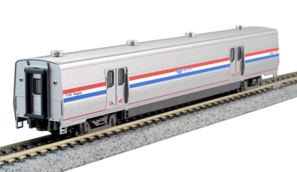 N Amfleet Viewliner II Baggage Car #61058