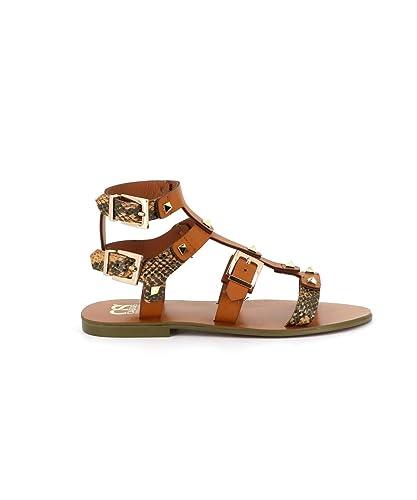 Chaussures LEPIC Sandale D'AZUR CASSIS COTE Spartiate 6qB4gXxWwf