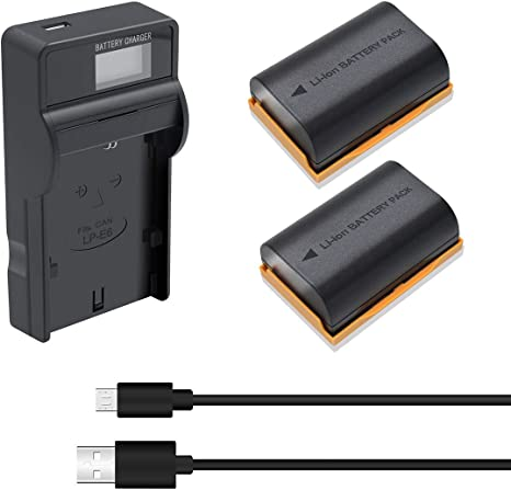 canon lp e6n battery charger