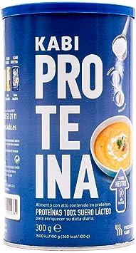 KABI Proteina 300 g: Amazon.es: Salud y cuidado personal
