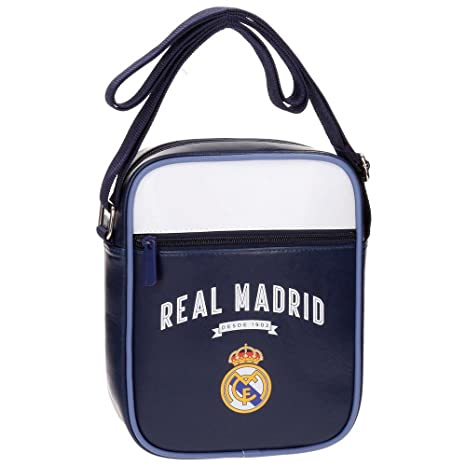 Real Madrid 49754 Bolso Bandolera