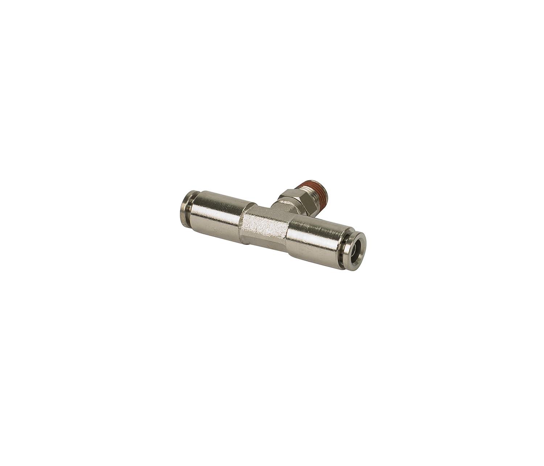 3//8 Swivel T-Fitting DOT Approved VIAIR 13818 NPT 2 Pack M