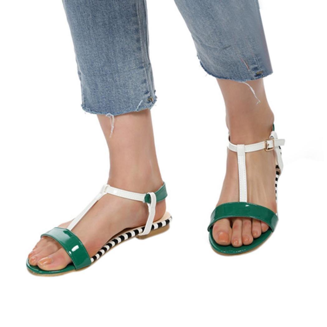 Simple Amazon Été D Apqp8w Luckycat Femme Prime Sandales Day Chaussures BothrdQCxs