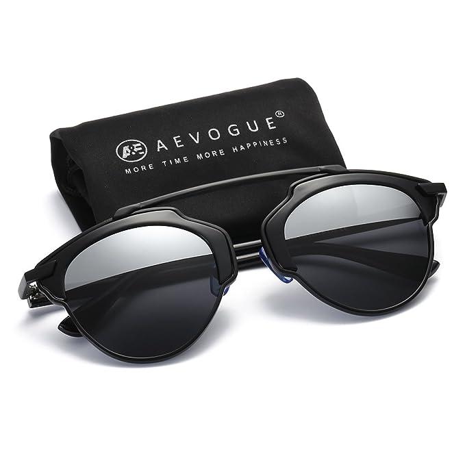 aevogue para mujer polarizadas gafas de sol solo haz Polaroid Lente ae0178: Amazon.es: Ropa y accesorios