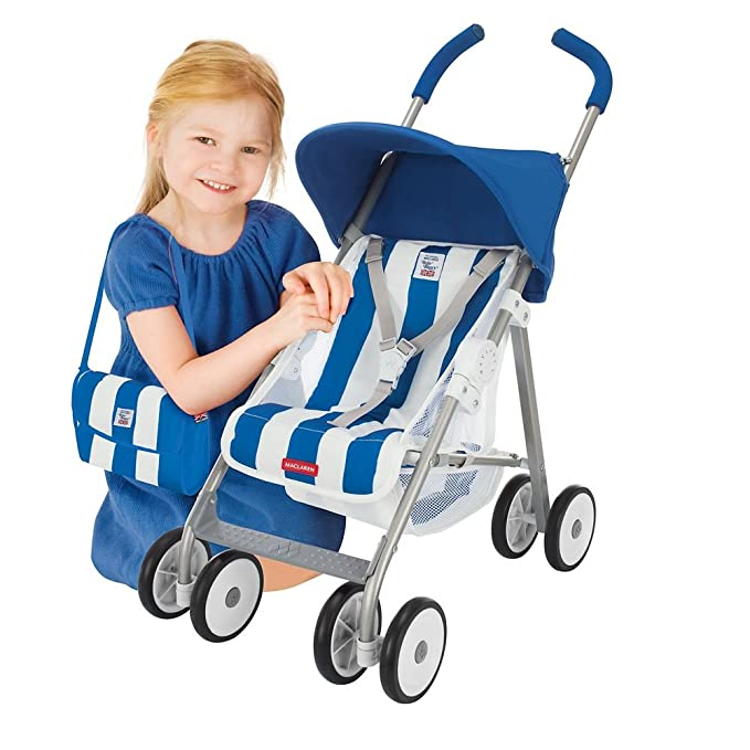 Blue//White Maclaren N.A Maclaren Toy B-01 Buggy Inc TG1T020182
