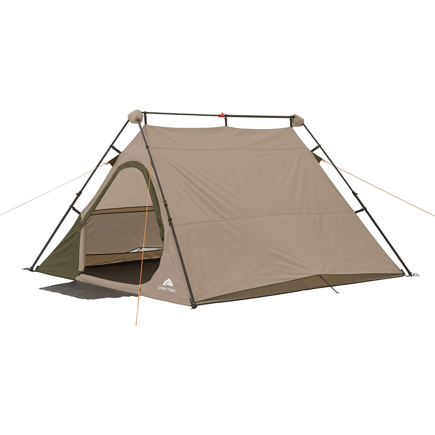 Ozark Trail* 4-Person 8' x 7' Instant A-Frame Tent