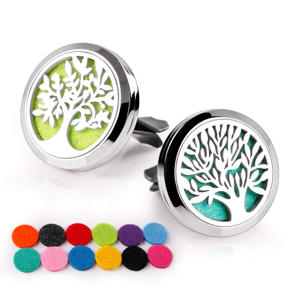 Amazon.com: Tree of Life Aromatherapy Car Air Freshener