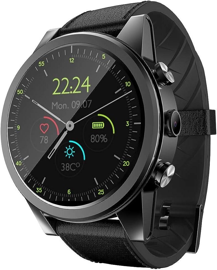 Relojes Inteligentes ZDL-Mark // X360 3G + 32G Pantalla de 1.6 Pulgadas IP68 Vida Impermeable 4G Inteligente Reloj, Contador de Paso/de Llamada telefónica (Negro)