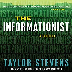 The Informationist Audiobook