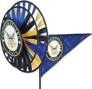 Premier Kites Triple Spinner - Navy