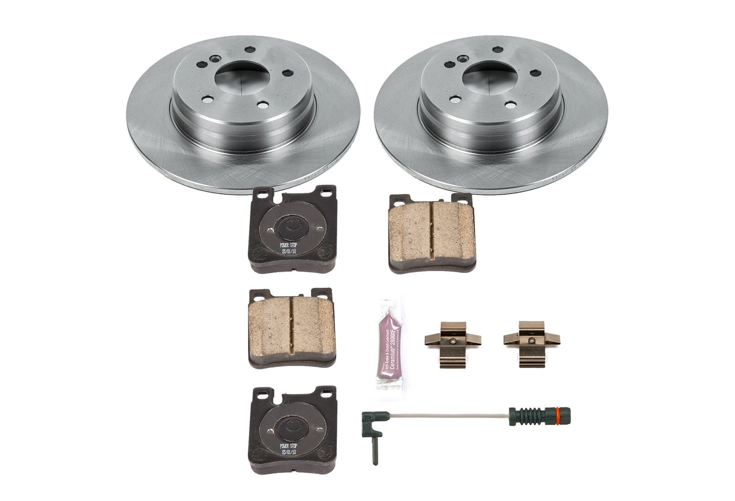 Autospecialty KOE624 1-Click OE Replacement Brake Kit Power Stop
