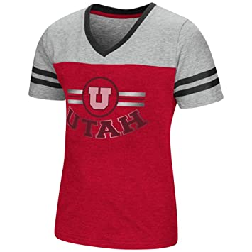 low priced d7ed6 67811 Amazon.com : Colosseum University of Utah Utes Youth Girls ...