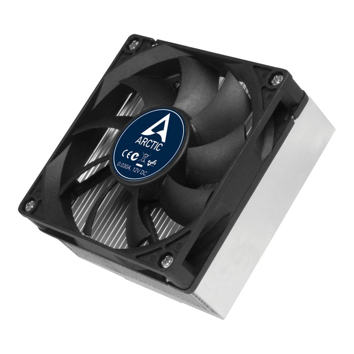 Ventola per CPU I Sistema di raffreddamento per CPU I Rumorosit/à Ridotta al Minimo I Alte Prestazioni ARCTIC Alpine M1 M1