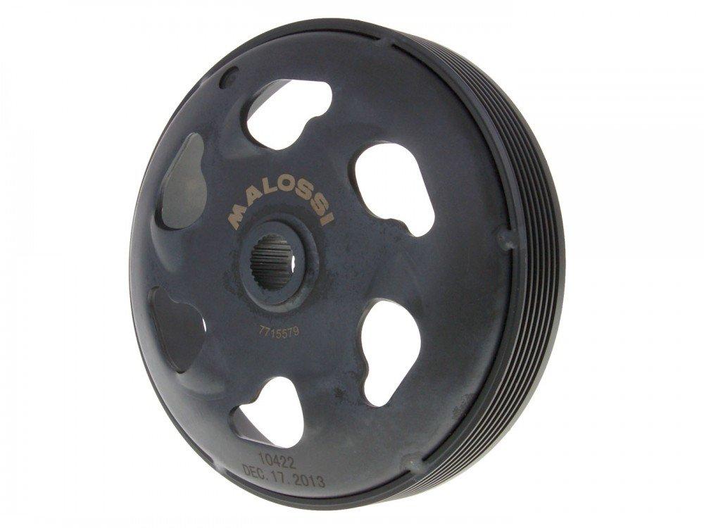 Campana de embrague (Malossi máximo Clutch Bell 160 mm para Aprilia, Gilera, Piaggio 400 - 500: Amazon.es: Coche y moto