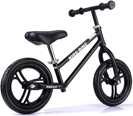 Bicicleta de Equilibrio for niños, Bicicleta Liviana sin Pedales ...