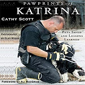 Pawprints of Katrina Audiobook