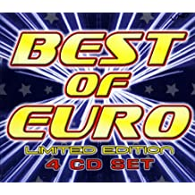 BEST OF EURO LIMITED EDITION 4 CD SET