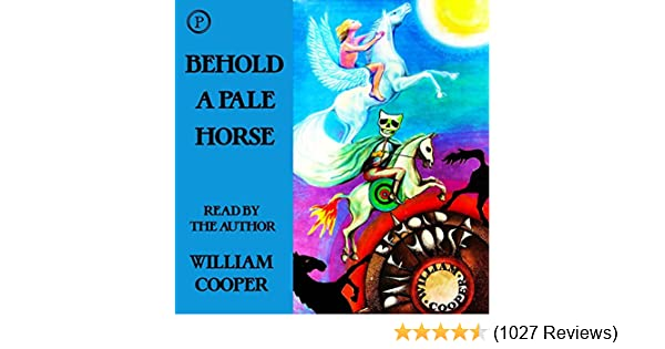 William Cooper Behold A Pale Horse Pdf