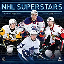 NHL Superstars 2019 Calendar