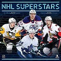 NHL Superstars 2019 Calendar