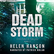 Dead Storm: The Masters CIA Thriller Series, Book 3 | Helen Hanson