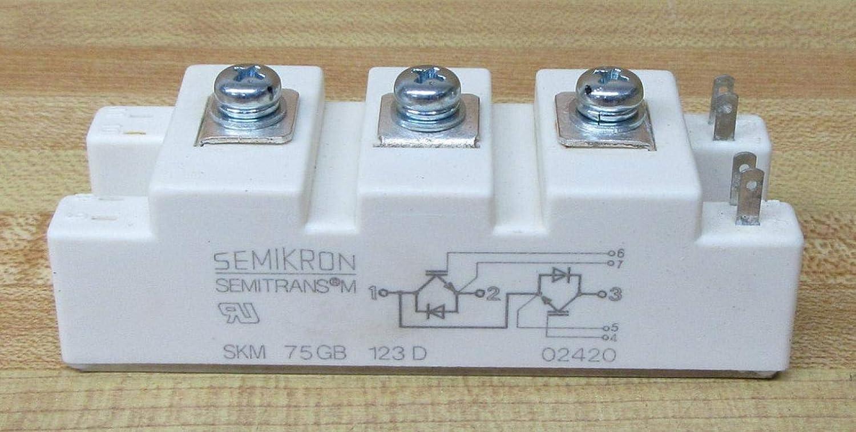 1pcs SEMIKRON IGBT Module SKM50GB123D RG for sale online