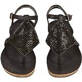 Not Rated Greta flat sandals - 2 colors