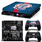 FriendlyTomato PS4 Console and DualShock 4 Controller Skin Set – Basketball NBA – PlayStation 4 Vinyl Review