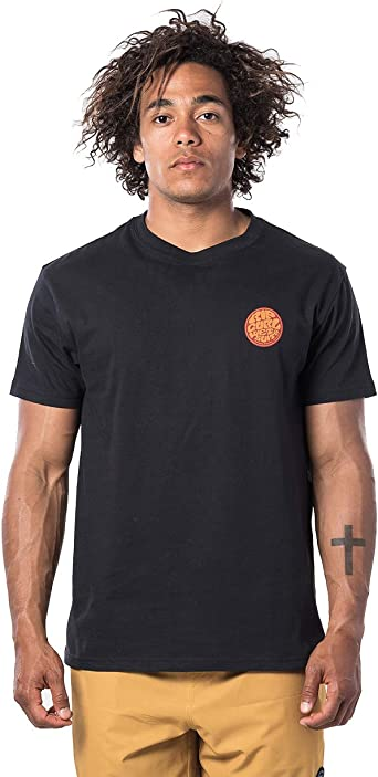 Rip Curl Passage,Search T-Shirt Hombre Camiseta,Camiseta de Manga Corta,Manga Corta: Amazon.es: Ropa y accesorios
