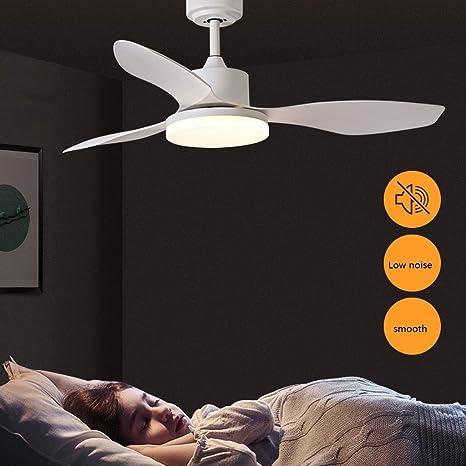 Ventilador de techo Inverter con control remoto, luz para el hogar ...