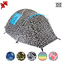 Chillbo CABBINS Camping Tent Best 2 Person Tent with Cool...