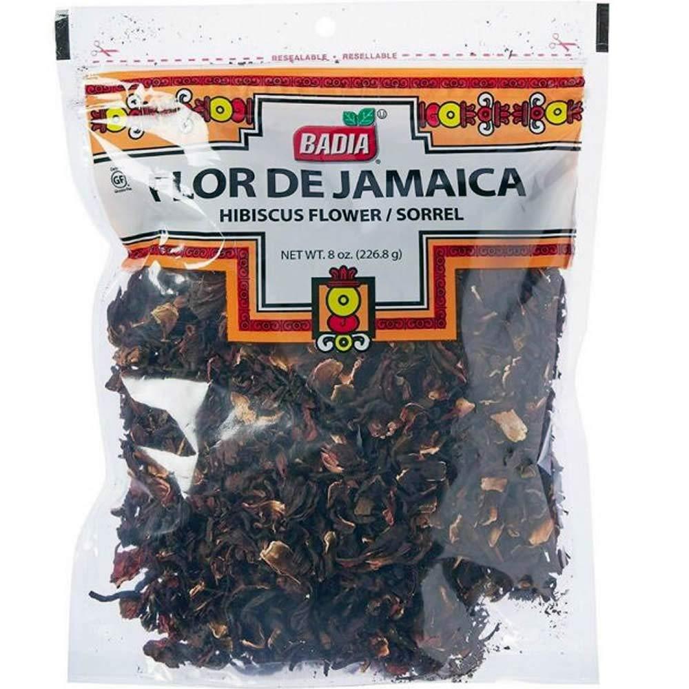 Badia Flor de Jamaica 8 oz (4 pack)