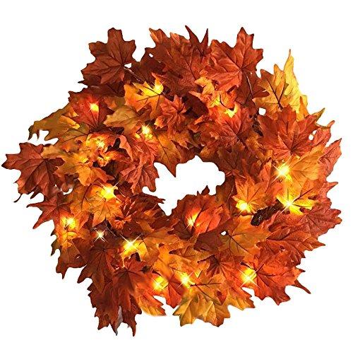 Fall Wreath - 1