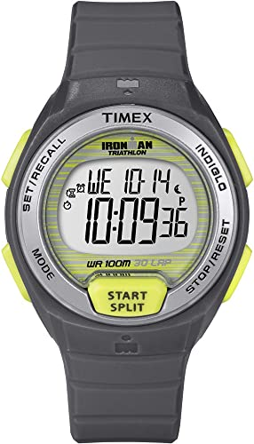 TIMEX Timex Ironman 30-Lap Mid-Size Watch – Griffin T5K763