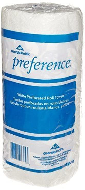 Amazon.com: Georgia-Pacific Preference 2-Ply Perforated Paper Towel (30 rolls/case) New: Cell Phones & Accessories