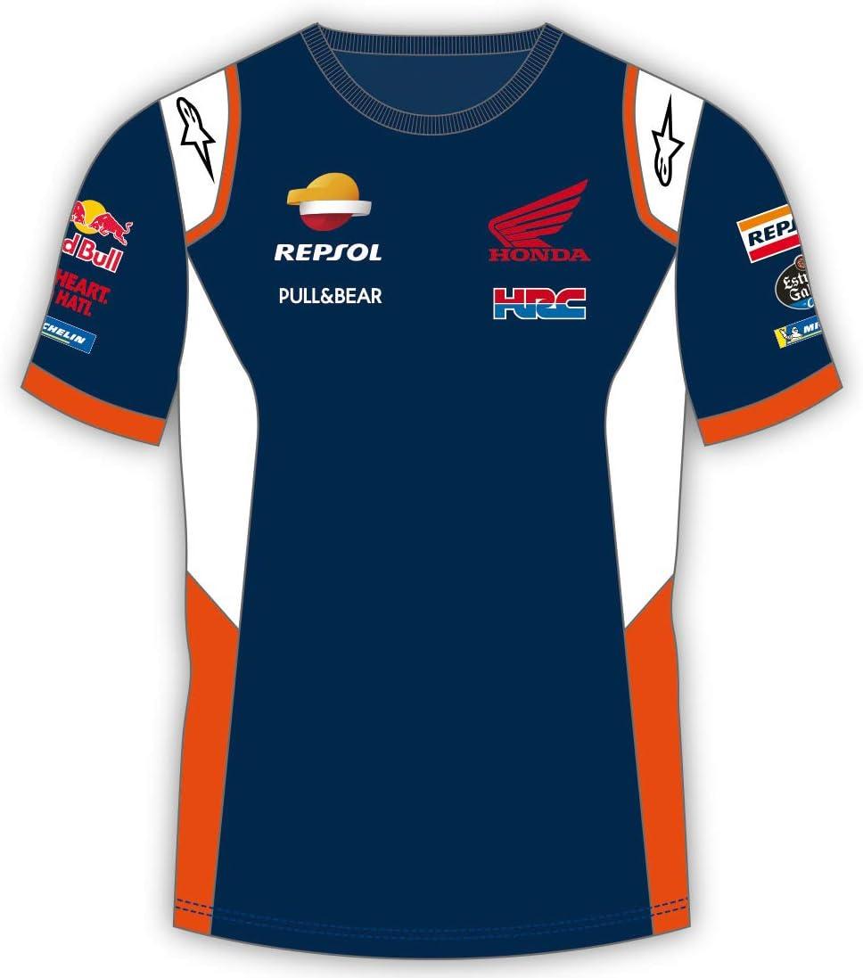 Camiseta Repsol Honda MotoGP XXL: Amazon.es: Deportes y aire libre