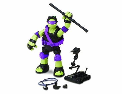 TORTUGAS NINJA - Figura de acción de Sigilo de Donatello ...