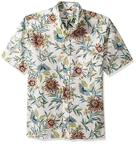 649fb6944a4 Galleon - Reyn Spooner Men s Spooner Kloth Classic Fit Button Front Hawaiian  Shirt