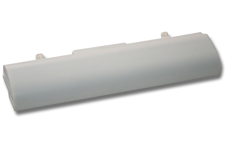 BATERÍA LI-ION 4400mAh 10.8V en color blanco compatible AL31-1005, con ASUS sustituye AL32-1005, AL31-1005, compatible 90-OA001B9000, 990AAS168288, 0B20-00KA0AS etc 2dec54