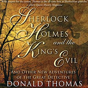 Sherlock Holmes and the King's Evil Audiobook