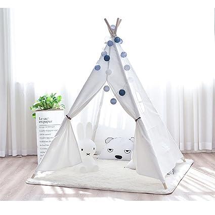 huge selection of ff9da bf50c Amazon.com: QAR Children's Tent Game House Indoor Girl ...