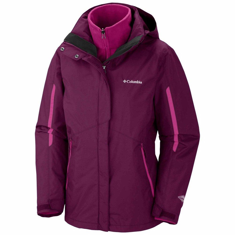 Columbia Womens Plus Size Bugaboo Interchange Jacket