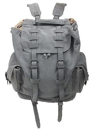 grey adidas backpack